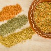 Tricolored Veggie Trahanas – Σπιτικός Τρίχρωμος Τραχανάς Λαχανικών