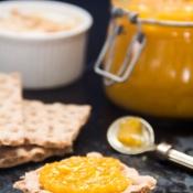 Dried Apricot Jam – Μαρμελάδα από Ξερά Βερίκοκα