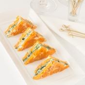 Pumpkin & Spinach Frittata – Φριτάτα με Κολοκύθα & Σπανάκι