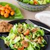 Σαλάτα με Ρεβίθια και Καροτάκια Γλασέ – Chickpea Salad with Glazed Carrots