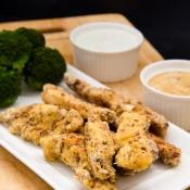 "Oven ""Fried"" Chicken - Κοτόπουλο Τηγανητό… στο Φούρνο"