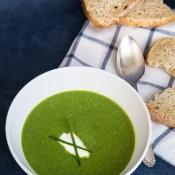 Nettle Soup – Τσουκνιδόσουπα