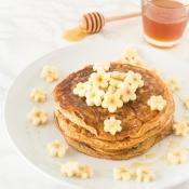 Vegan Banana Pancakes – Τηγανίτες Μπανάνας