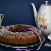 Date & Walnut Cake – Κέικ με Χουρμάδες και Καρύδια