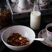 Γκρανόλα με Σοκολάτα – Vegan Chocolate Granola