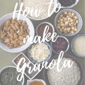 Tip 5: Πώς φτιάχνω Granola – How to make Granola