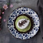 Τάρτες Σοκολάτας με Μάτσα – Matcha Chocolate Tarts  (VΕG, GF, LF)