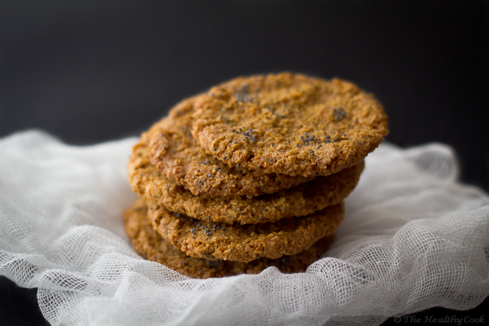 Turmeric spiced cookies