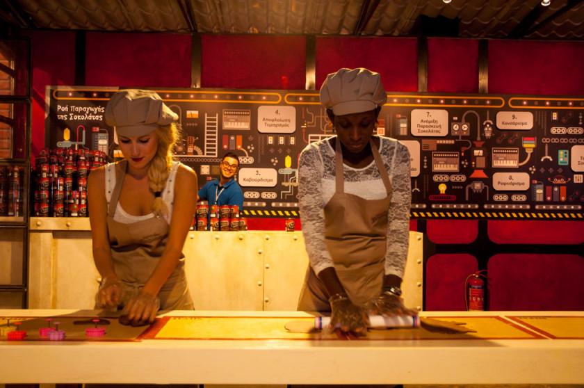 #σοκολάτα, #εργοστάσιο_σοκολάτας