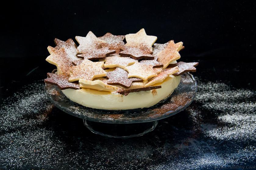 #white_chocolate, #dessert, #torte, #chocolate