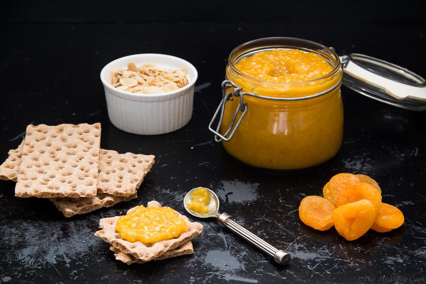 #apricots, #jam, #driedapricots, #healthy,#no addedsugar