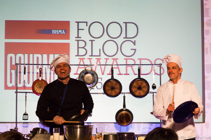Food Blog Awards 2015 ceremony