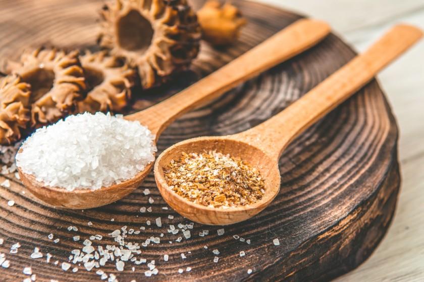 Πως να περιορίσω το αλάτι - Low-salt diet